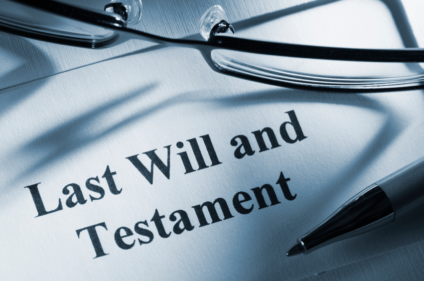 Preparing your Last Will and Testament – Part 1